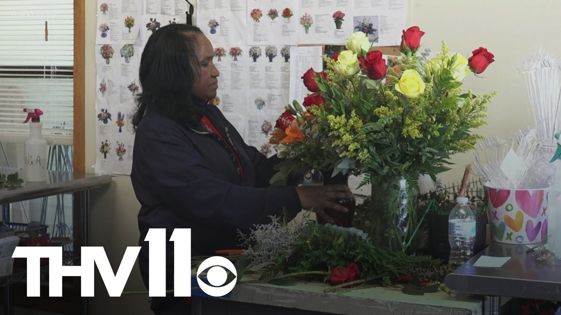 Arkansas florists prepare  for challenging Mother's Day with nationwide flower shortage