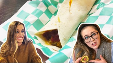 Thanksgiving tacos? New food to check out this year at the Arkansas State Fair