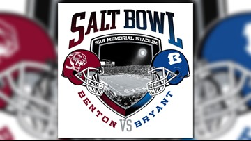 'Salty Tradition': 2019 Salt Bowl tickets, t-shirts on sale NOW