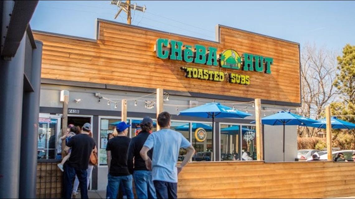 Marijuana-themed restaurant Cheba Hut is making its way to Arkansas