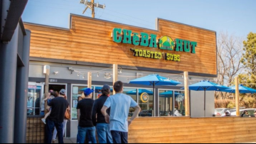 Marijuana-themed restaurant Cheba Hut is making its way to Arkansas