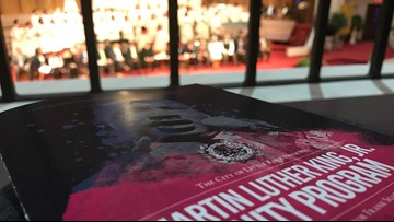 MLK Jr. Unity Program held for first time to remember, honor memory of the civil rights activist