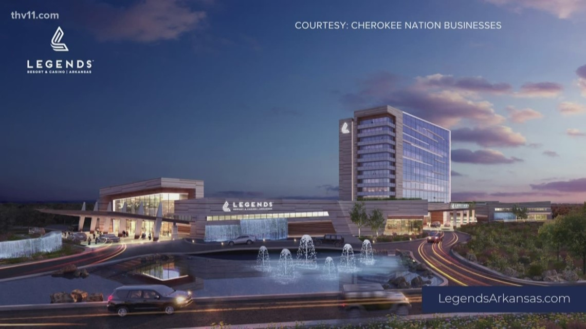 Pope County Quorum Court offers support for Legends Resort & Casino