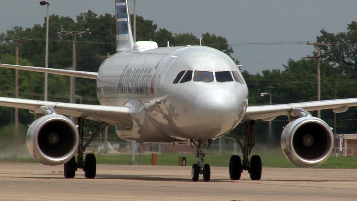 Clinton National Airport undergoes $10 million expansion for bigger jets