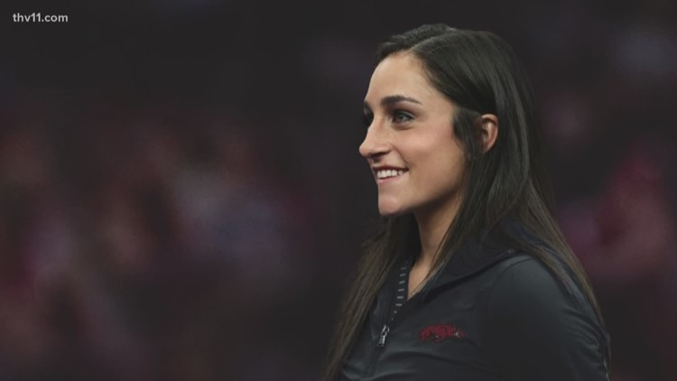 Local gymnasts excited over Jordyn Wieber hire
