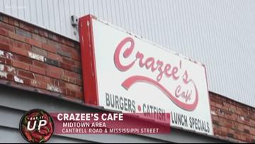 Crazy for Crazee Cafe's catfish | Eat It Up