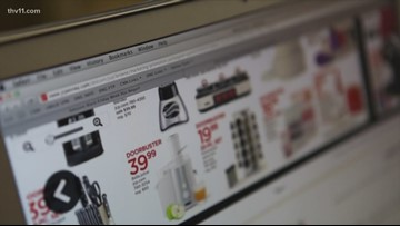 Many online retailers required to include sales tax under new Arkansas law