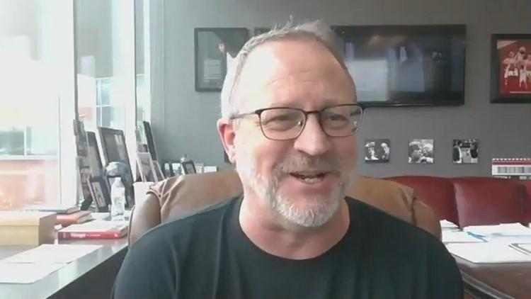 Mike Neighbors previews trip to Auburn
