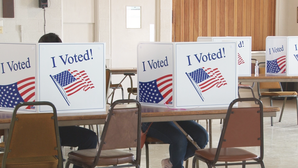 Over 12,000 more registered voters in Pulaski County than in 2016