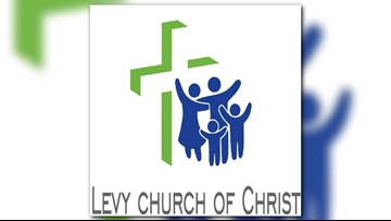 Levy Church of Christ opens warming shelter for 3 nights