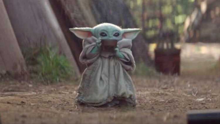 Baby Yoda continues to deliver the memes in The ...