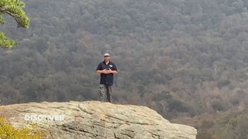 Discover Arkansas | Hawksbill Crag