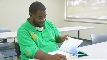 From gangs to graduation | One man's story of a second chance