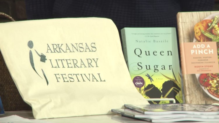Arkansas Literary Festival guarantees weekend of fun for the family