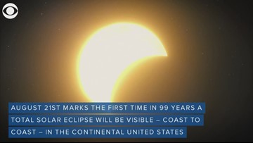 VERIFY: 3 most common 'solar eclipse' questions answered
