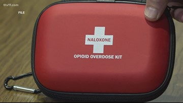 Gurdon offers free Narcan training class