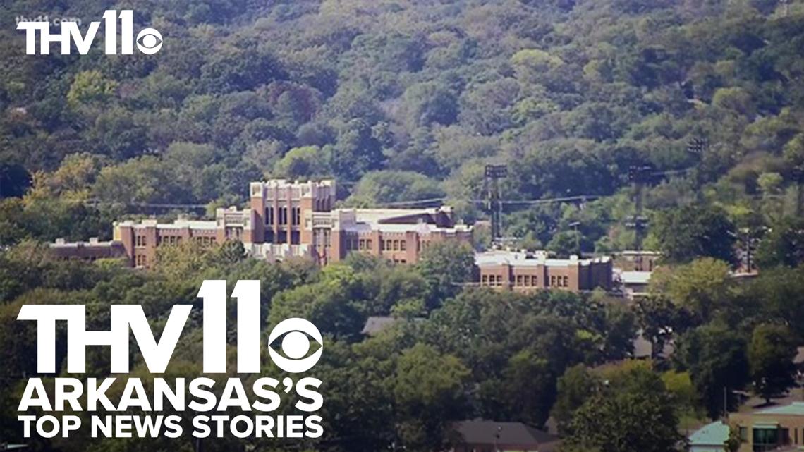 Arkansas's top news stories for October 12, 2021