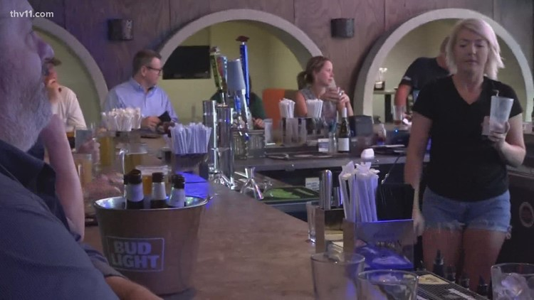 Liquor supply chain issues in Arkansas hurting local bars