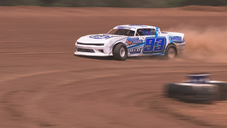The I-30 Speedway is much more than rusted seats and dirty tires