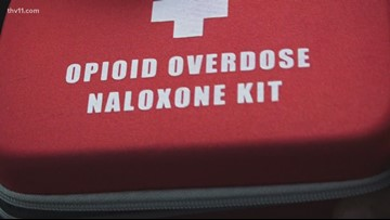Bryant Firefighters save two lives hours after getting new Narcan kits
