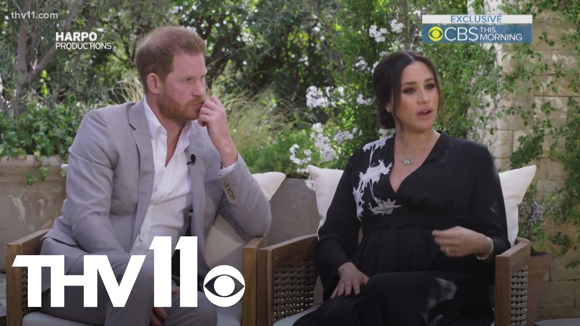 The world reacts to Harry and Meghan interview with Oprah