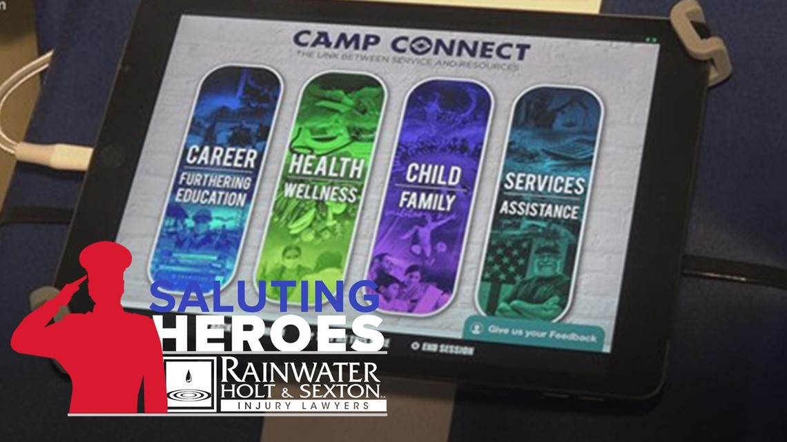 Agency aims to make military family help easier to find