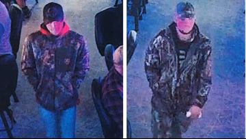 Pickup prowlers pursued by PBPD for targeting trucks near new casino