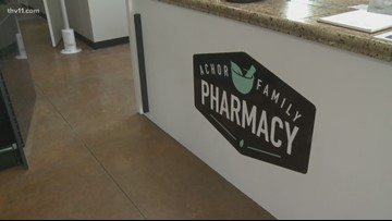 Independent pharmacy opens in Maumelle