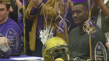 Fayetteville's Bowers signs with UCA