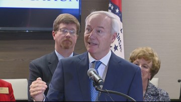 Gov. Hutchinson signs 'triggered' abortion ban into law