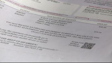 Arkansas man wants answers after receiving shocking medical bills