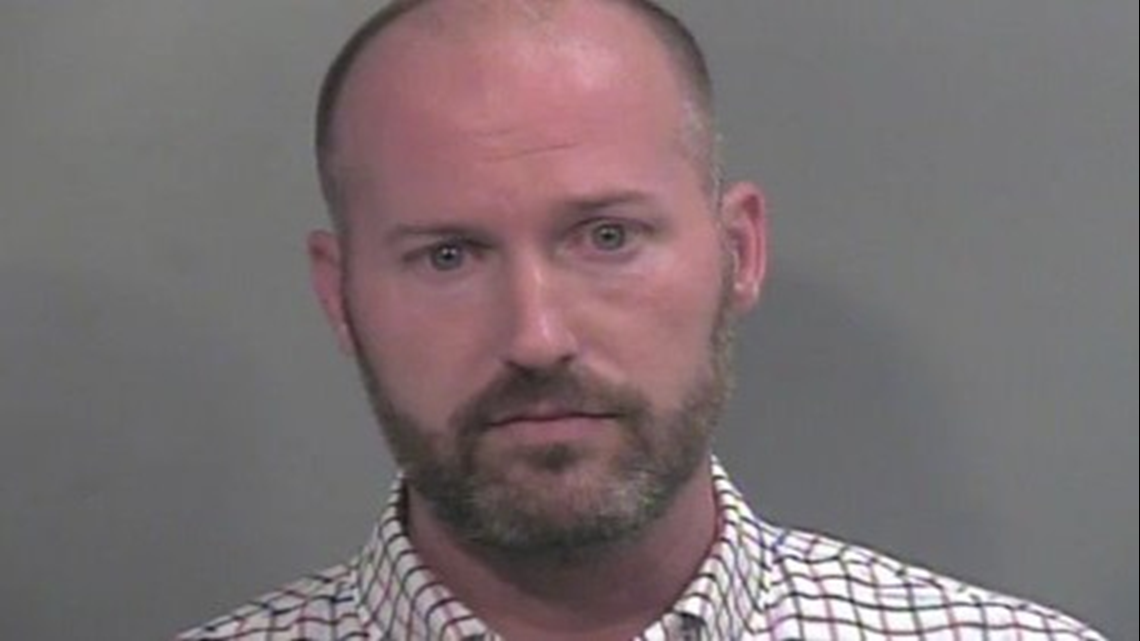 Son of Governor Hutchinson arrested on DWI charge