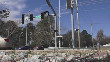 Drivers want change at railroad crossing in Conway