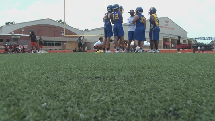 James King 7-on-7 honors late Malvern star