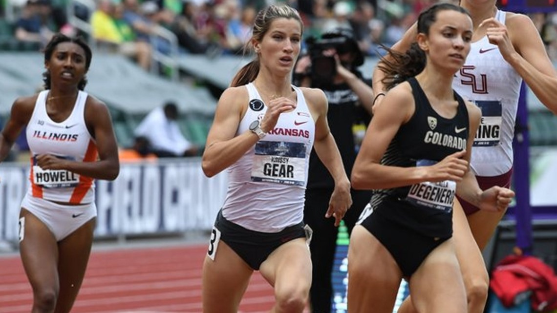 Arkansas women's track athletes preview upcoming U.S. Olympic Trials