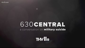 630 Central: A talk on military suicides