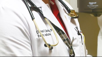 Why is Arkansas still facing a primary care physician shortage?