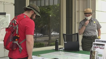 Rangers ready to guide visitors as Hot Springs National Park reopens