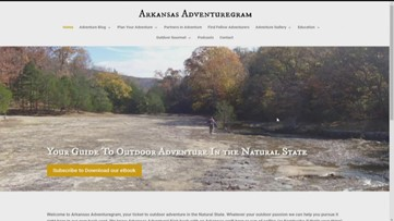 Plan your next adventure with Arkansas Adventuregram!