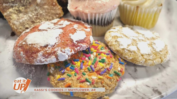 Cookies & Coffee Galore! Small town bakery puts Mayflower on the map
