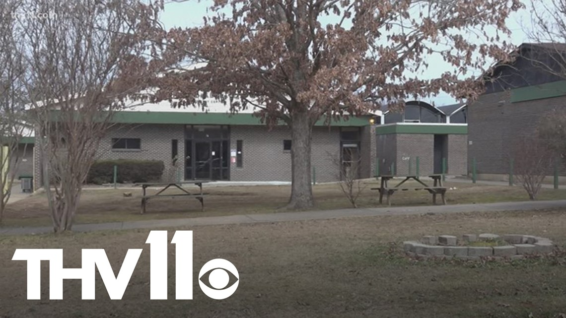 Arkansas treatment center opens in old school to face addiction crisis