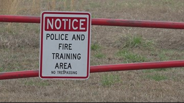 Conway fire, police departments partner to build training facility