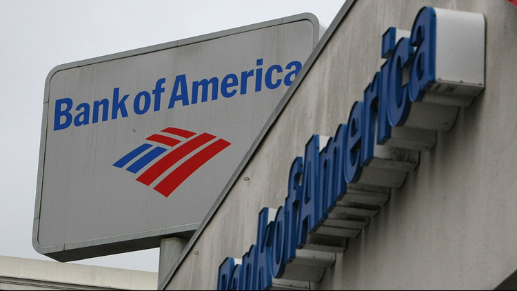 Two men charged with forgery at Bank of America in Little Rock