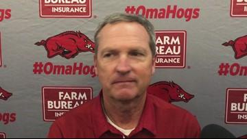 Dave Van Horn previews Texas A&M series