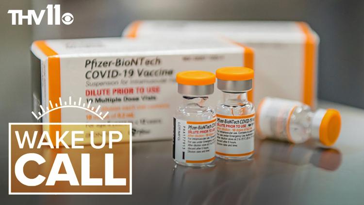 Vaccine for Kids & Spending Bill Showdown | Wake Up Call w/ Amanda Jaeger