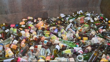New community glass recycling drop-off center opens in Pulaski County