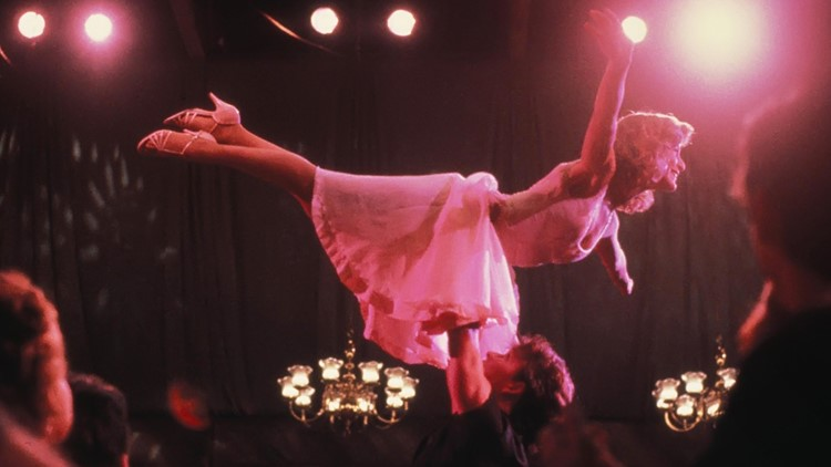 Dirty Dancing Cropped
