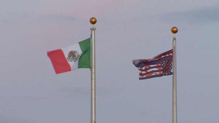 AURORA PD INVESTIGATING FLAG INCIDENT