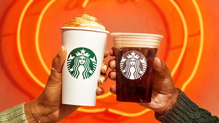 PSL is back: Here's what's on Starbucks' fall menu this year