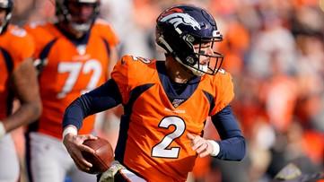 Former Razorback Brandon Allen shines in NFL debut as Broncos QB, beating Browns 24-19